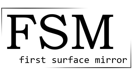 First Surface Mirrors | Optical Glass & Acrylic