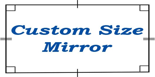 Acrylic First Surface Mirror | In Stock | Ships Worldwide