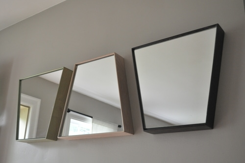 Trapezoid First Surface Mirrors